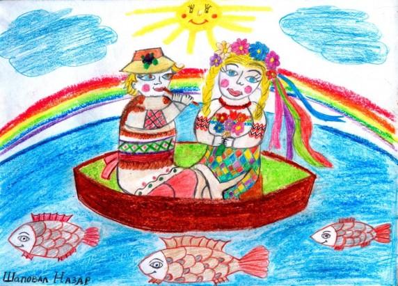 Результати конкурсу дитячих творів «Діти про свій рідний край ...