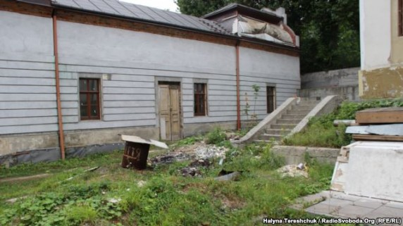 Будинок Свєнцицьких