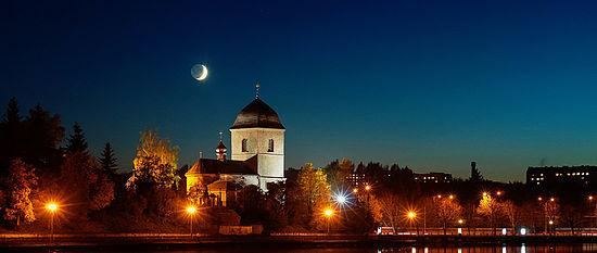 Надставна церква в Тернополі. Автор — Дмитро Ващенко