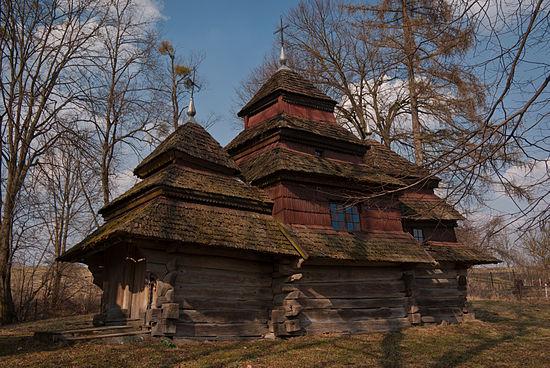 Церква в Кугаєві (Львівська область). Автор — Катерина Байдужа