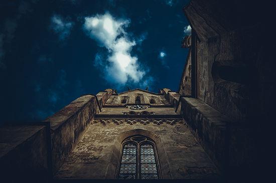Римо-католицький костел «Серце Ісуса» (Чернівці). Автор — Юлія Шкварчук