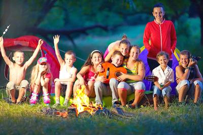 Картинки по запросу літній табір