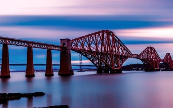 Залізничний міст Форт-Брідж, Шотландія telegraph.co.uk