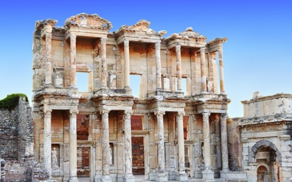 Місто Ефес, Туреччина telegraph.co.uk