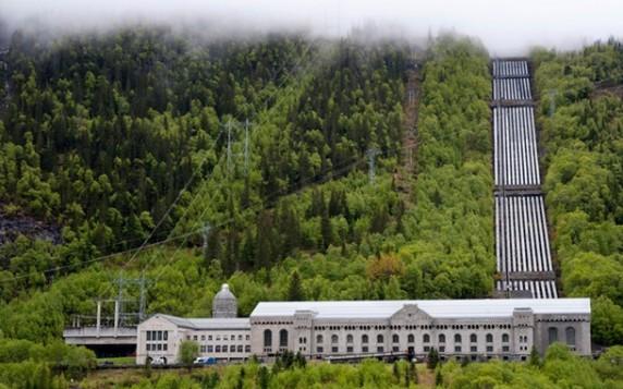 Історичний промисловий комплекс міст Рьюкан і Нутодден, Норвегія telegraph.co.uk