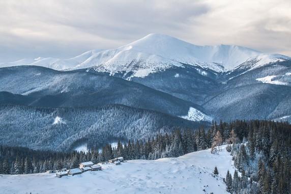 Роберт  Лабчук: Говерла. Карпатський національний природний парк
