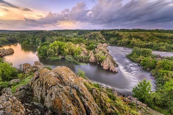 """Євген Самученко: «Вечір на """"інтегралі"""" – річка Південний Буг»"""