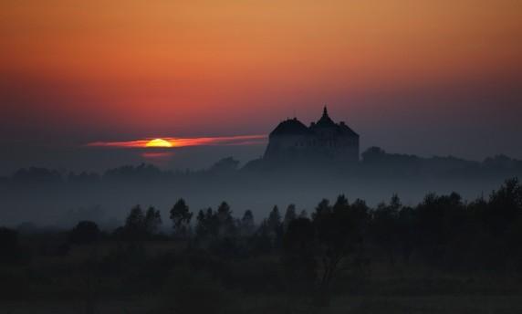Олеський замок. Фото: tour-collection.com.ua