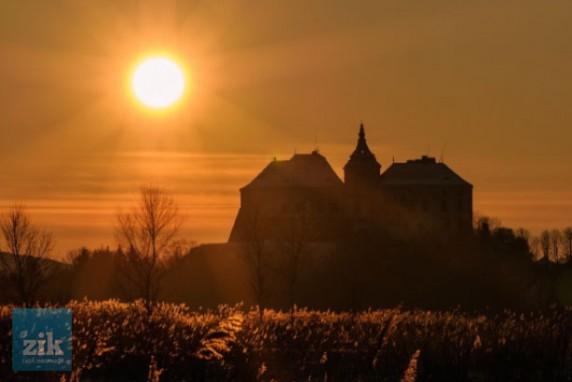 Олеський замок. Фото: Миколи Тиса