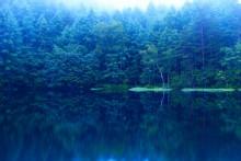синє-озеро