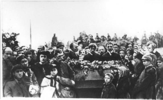 Перепоховання Т. Шевченка, травень 1861 р. chobd.ck.ua