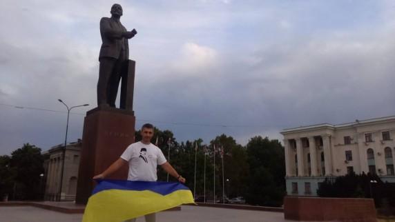 Фото Вельдара Шукурджиева зі сторінки у Facebook