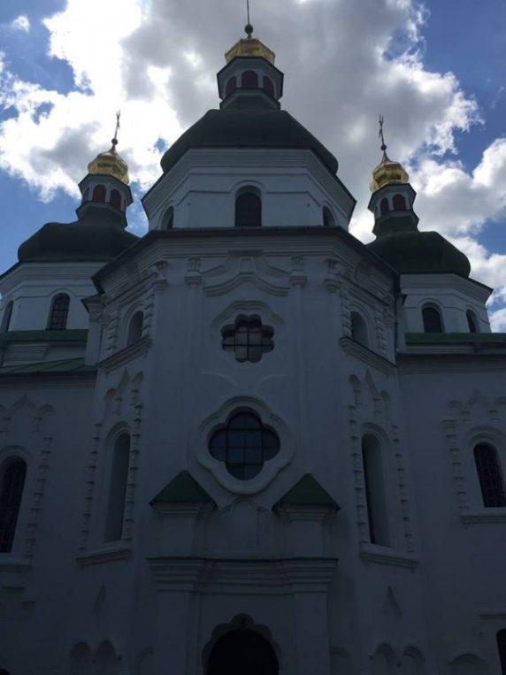 Миколаївський собор - ймовірно, перший збудований на кошти козаків і в стилі українського барокко. Фото facebook.com/Микола Томенко