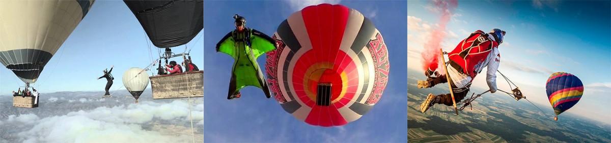 В Умані планують показати найбільш екстремальні трюки парашутистів в історії України